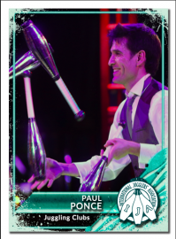 Trading Cards for Jugglers